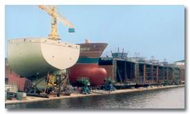Central Industry Group CIG, Croatia - Joint-venture shipyard